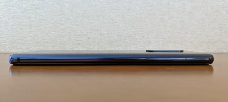 OnePlus 7 Pro レビュー 左側面