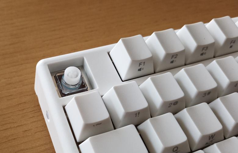 AKEEYO NIZ 静電容量 無接点 Bluetooth/有線 両対応 キーボード 令和限定版 スイッチ