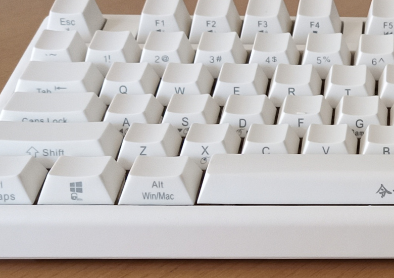 AKEEYO NIZ 静電容量 無接点 Bluetooth/有線 両対応 キーボード 令和限定版 マウス操作