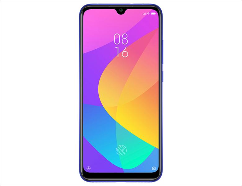 Xiaomi CC9e デザイン