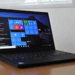 Lenovo ThinkPad T490 レビュー - モバイルできる!GeForceも積める!性能優先の14インチならこれ!(実機レビュー)