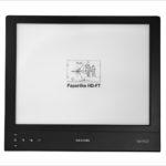Paperlike HD-FT - 目に優しいEinkを採用した13.3インチのPC用ディスプレイに最新モデル!