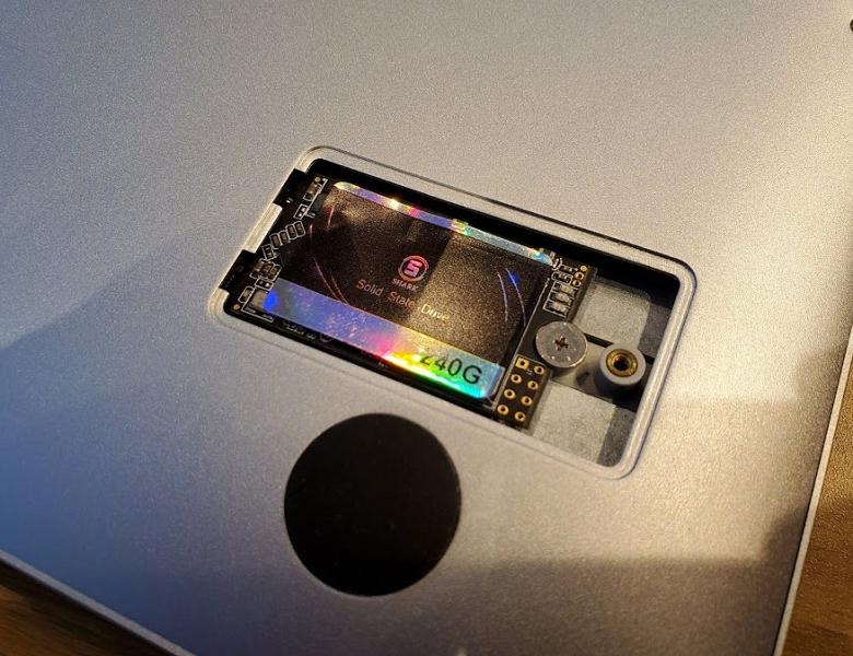 SSDを入れ替える