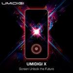 UMIDIGI X - 近日発売予定の6.35インチスマホ、いろんな意味でわかりやすい流出情報が出てます。魅力的な機能満載で価格にも期待!