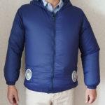 VINMORI スポーツジャケット(空調服)レビュー - 「ジャケットの中に扇風機を仕込む」という発想がすごい!高い実用性があり、お値段もお手頃です。おすすめ!(実機レビュー)
