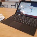 ThinkPad X1 Tablet レビュー - シリーズで唯一のデタッチャブル2 in 1。でも「しっかりThinkPad」です(実機レビュー:かのあゆ)