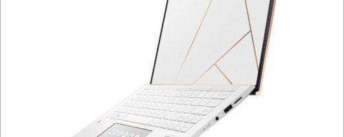ASUS ZenBook Edition 30 UX334FL - 話題の「タッチパッドがサブディスプレイ」な13.3インチモバイルノート、「持つ喜び」を感じさせてくれる豪華・限定モデル!