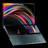 ASUS ZenBook Pro Duo UX581GV - 15.6インチで「ディスプレイが2つある」ハイエンドノート、ついに日本発売が決定!