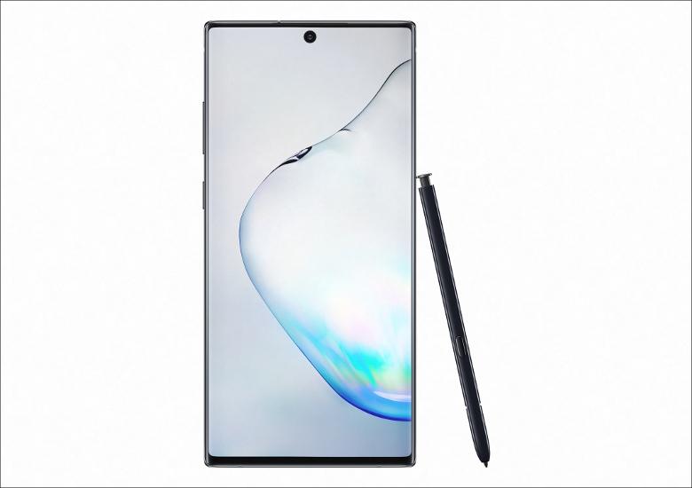 Galaxy Note10 紹介記事 `