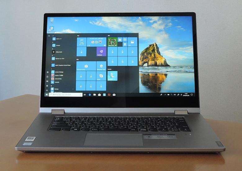 Lenovo IdeaPad C340 (15) 正面