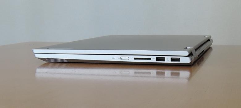 Lenovo IdeaPad C340 (15) 右側面