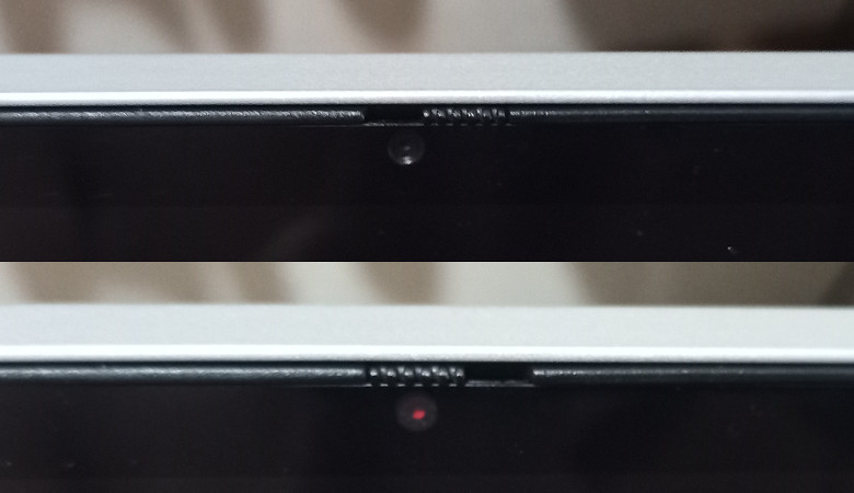Lenovo IdeaPad C340 (15) プライバシーシャッター