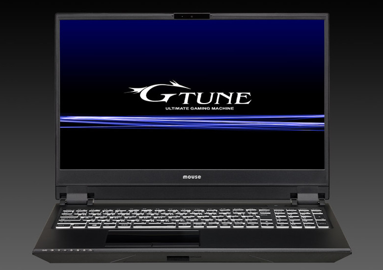 マウス G-Tune NEXTGEAR-NOTE i5750