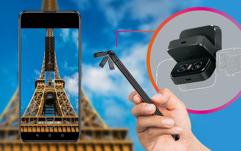 Zenfone 6 カメラ
