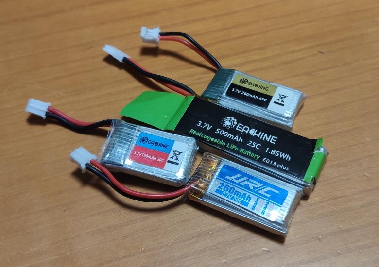 バッテリー容量の単位