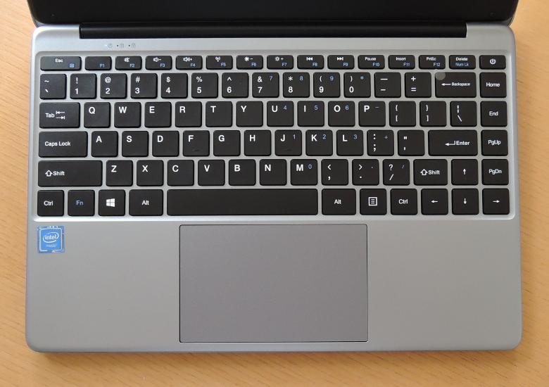 CHUWI HeroBook キーボード