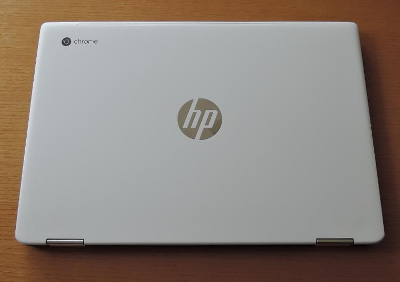 HP Chromebook x360 14 天板