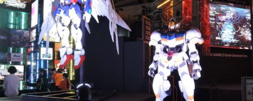 東京ゲームショウ 2019 - 見学してきました!最新ハードウェアでゲームプレイが試せ、ビジュアル的にもとても楽しいイベントです