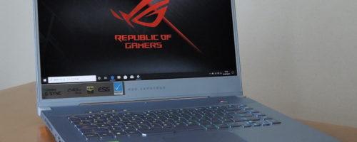 ASUS ROG Zephyrus S GX502GV レビュー - 2019年最高の「大人向けゲーミングノート」だと思います!ゲーマーもクリエイターも納得のディスプレイ品質!(実機レビュー)