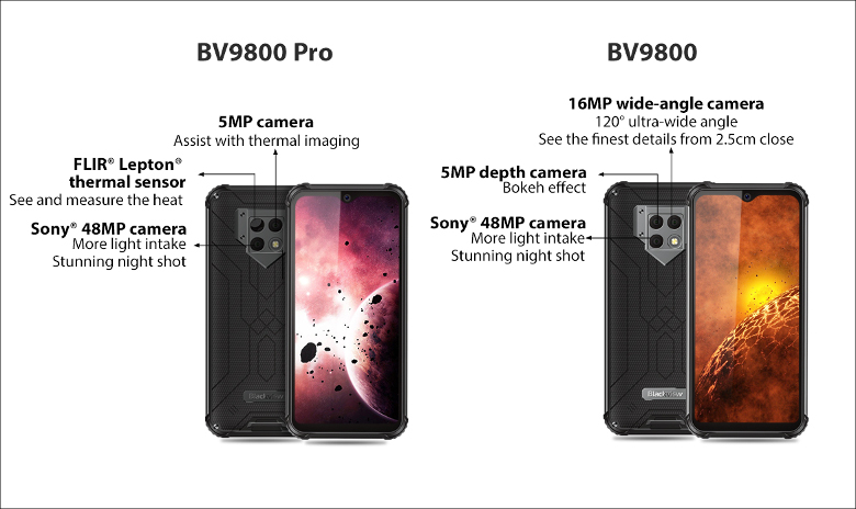 Blackview BV9800 Pro