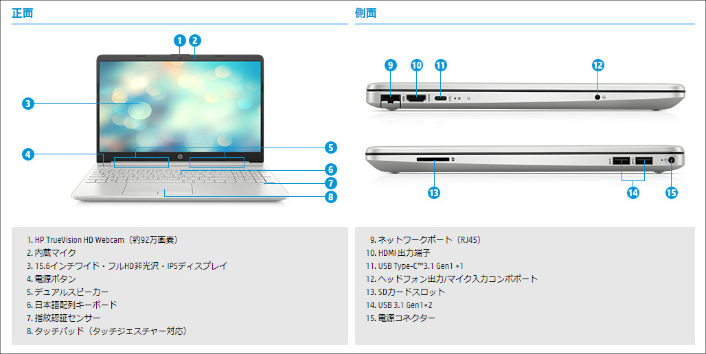 HP 15s-du1000