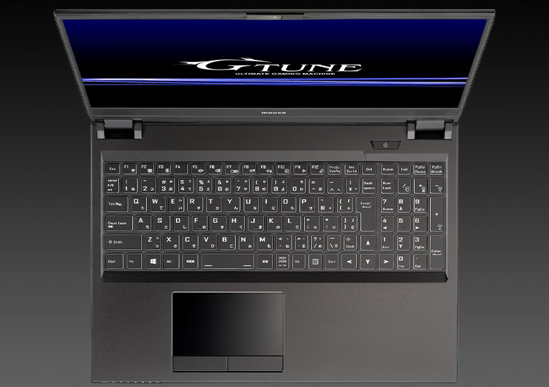 マウス G-Tune NEXTGEAR-NOTE i5580