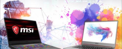 MSIがクリエイターノートの新製品を発表しました!キヤノンMJとの連携で直販サイト「MSIストア」も開設! - イベントレポート
