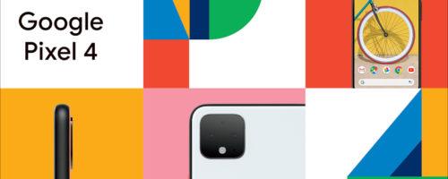 Google Pixel 4 / Pixel 4 XL − ついにGoogle純正スマホもデュアルカメラに、モーションジェスチャー機能も搭載!
