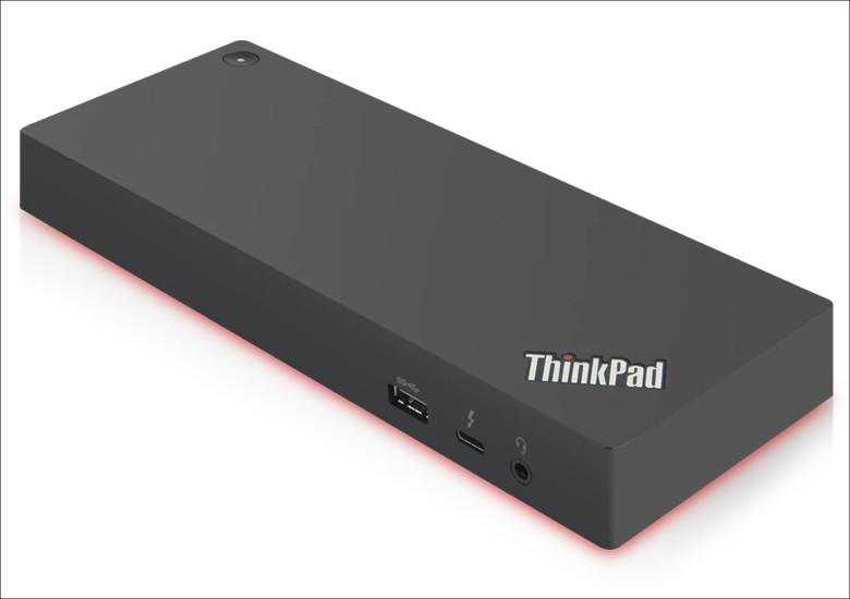 ThinkPad Thunderbolt3 Workstation ドック