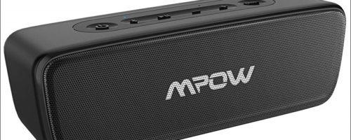 MPOW SOUNDHOT R6 レビュー - BluetoothスピーカーはTWS接続で魅力が倍々増!気持ちいいっす!(実機レビュー)