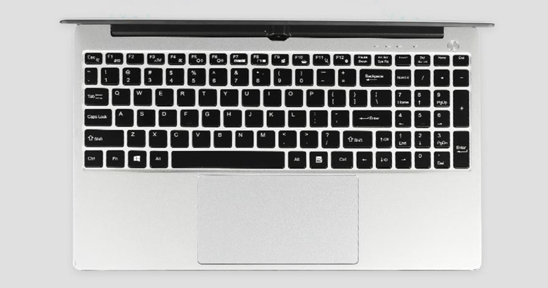 VORKE-Notebook15-keyboard