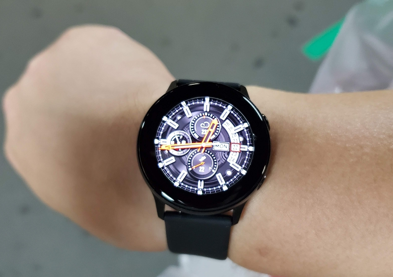 Galaxy Watch Active 実機レビュー