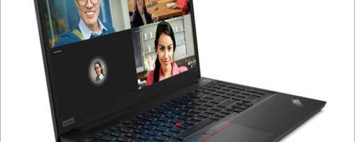 ThinkPad Eシリーズの最新モデル、E14とE15が大幅割引になっています。限定クーポンはThinkPad用のドッキングデバイス40%OFF!Lenovoクーポン、セール情報
