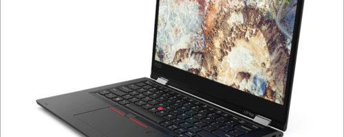 Lenovo ThinkPad L13 / ThinkPad L13 Yoga - 13.3インチで第10世代Core iプロセッサーを搭載するモバイルノート。L390の後継モデルです