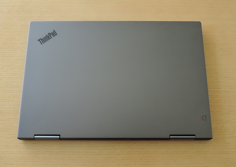 Lenovo ThinkPad X1 Yoga(2019) 天板