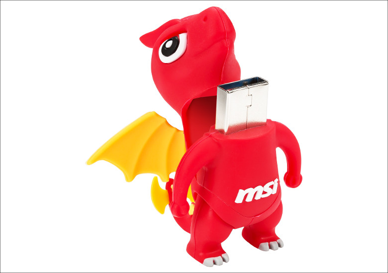 MSI Lucky Flash Drive
