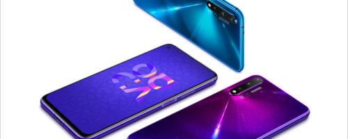Huawei nova 5T - 4眼カメラを搭載するnovaシリーズ最新モデル。Android 10へのアップデート予定もありますよ!