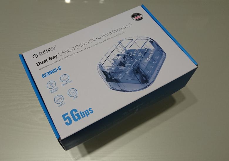 ORICO HDD Clone BOX