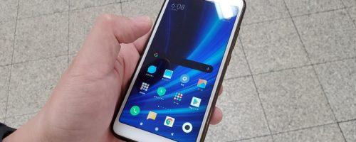 Xiaomi Redmi 6の中古機を購入したのでレビューします!- エントリーモデルながらXiaomiらしさに満ちた質感のよさ、予想以上でした!(実機レビュー)