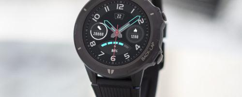 UMIDIGI Uwatch GT - オーソドックスなスポーツウォッチデザインに豊富なスポーツモード。それでいてコスパの鬼と化しています…。