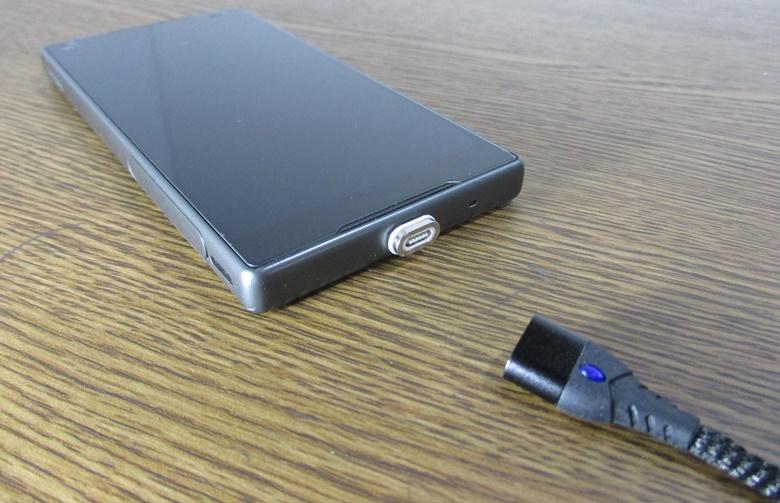 2019年お気に入りガジェット-マグネット式USBケーブル