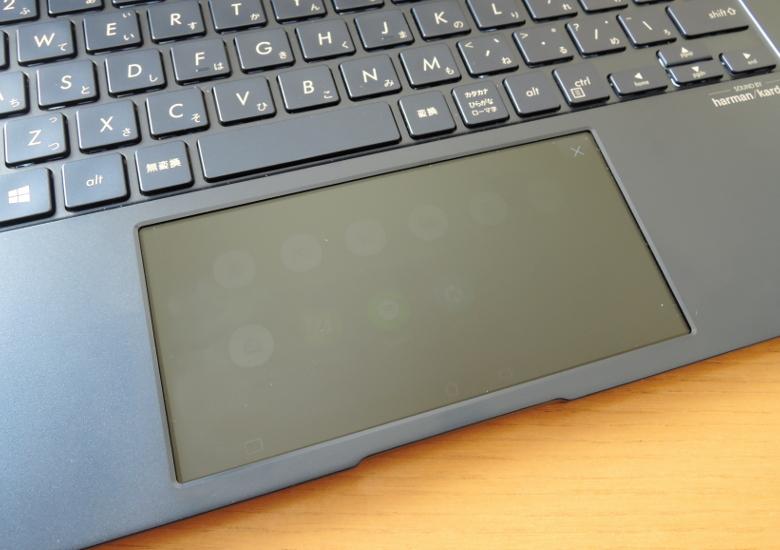 ASUS ZenBook 14 UX434FL ScreenPad2