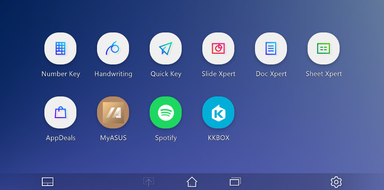 ASUS ZenBook 14 UX434FL ScreenPad