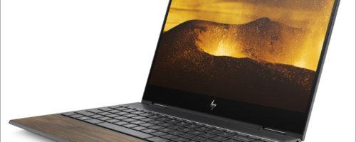 HP ENVY x360 13 - 大人気の13.3インチコンバーチブル2 in 1に新色が追加!しかも単なる色違いじゃありません!