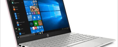 第10世代Core i5搭載、ディスプレイがタッチ対応するモバイルノート、Pavilion 13がお買い得です!HPクーポン、セール情報