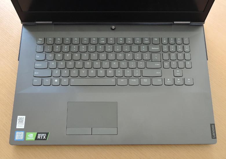 Lenovo Legion Y740(17) キーボード