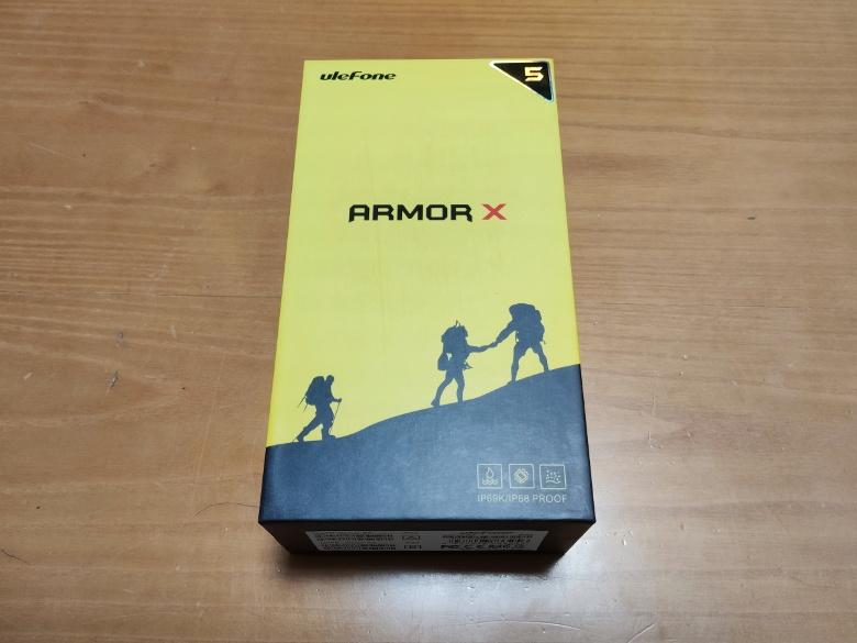 Ulefone Armor X5 実機レビュー
