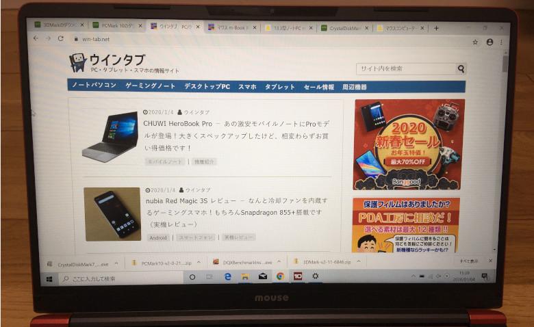 x400b_ディスプレイ