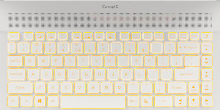acer ConceptD 7(CN715-71P-F73Z8)