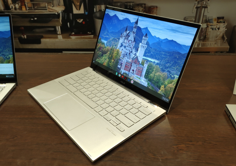 ASUS Chromebook C436